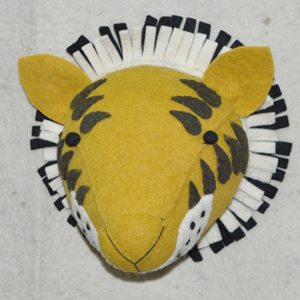 A13-667 LION HEAD